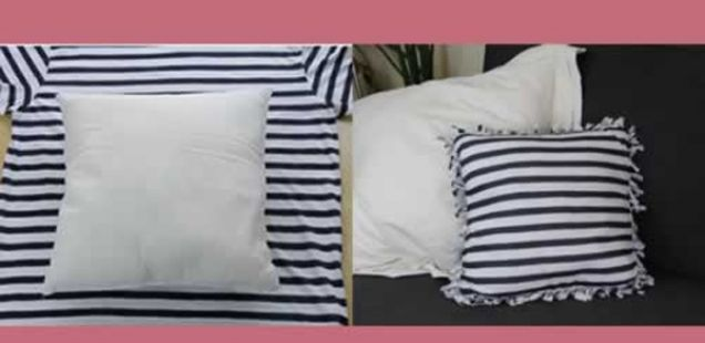 НАПРАВИ САМ: 3 генијални начини – како да ги искористите старите маици!