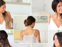 Брзо и лесно: Направете 5 совршени фризури за само 1 минута