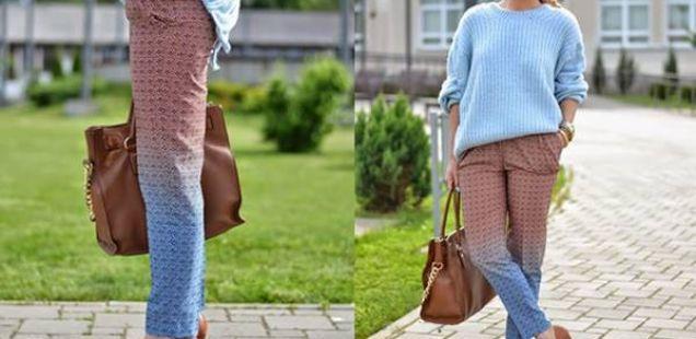 Модерна и урбана модна комбинација