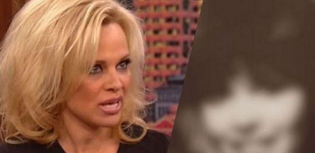 Памела Андерсон си замина од среде емисија откако покажале нејзина стара фотографија  Еве зошто