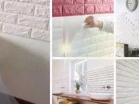 Фантастични идеи за уредување на ѕидови со 3Д панели