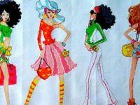 Боите во хармонија со стилот