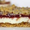Фантастичен колач со џем од малини