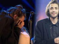 Победникот на Евровизија се бори за живот,неговиот концерт го расплака светот!