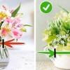 Што да направите за свежото цвеќе да трае подолго???