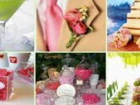 Како да ги комбинирате боите за венчавката?