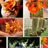 Невестински букети со боите на есента