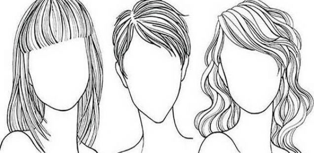 Пронајдете ја вашата идеална фризура според обликот на лицето
