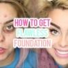 Како да се прекријат акни на лицето со помош на шминка