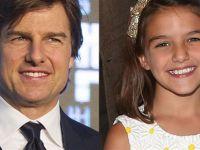 Том Круз не ја видел својата ќерка пет години!