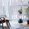 Совети за зимско уредување на дворот или терасата