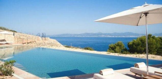 Cap Rocat, Мајорка – хотелот со многу раскош и шпански дух !