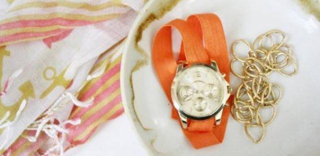 Како да го направите вашиот стар часовник како нов?