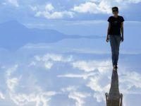 Исушеното солено езеро во Боливија е рај на Земјата