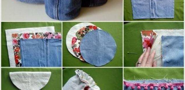 Искористете ги старите фармерки