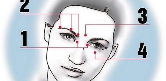Волшебните точки на лицето: Како да ја излечиме настинката и да го отстраниме заморот за неколку минути?