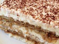 Нескафе торта