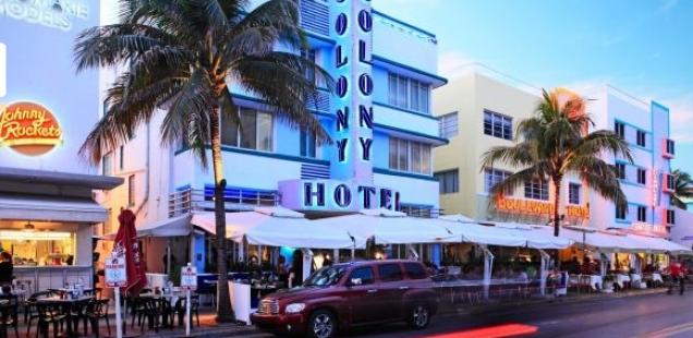 Miami Beach и останатите рајски плажи на Флорида