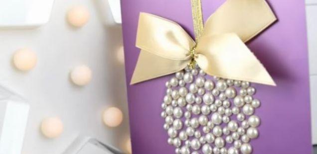 Направи сам – Лесна новогодишна честитка