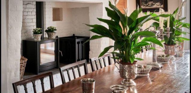 Рустикална куќа полна со луксуз: преубава куќа во која доминирана дрвото