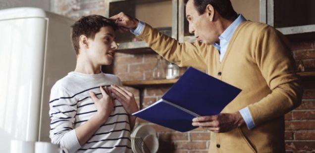 Дали сте строг или толерантен родител?