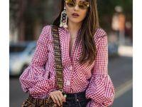 Шармантен моден тренд – необични puf ракави