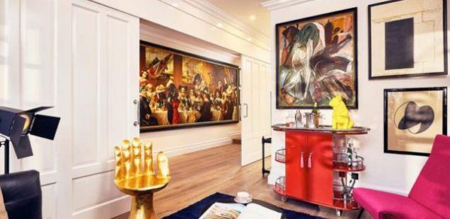 Како живеат колекционерите долж амстердамските канали? Овој хотел ви нуди одговор