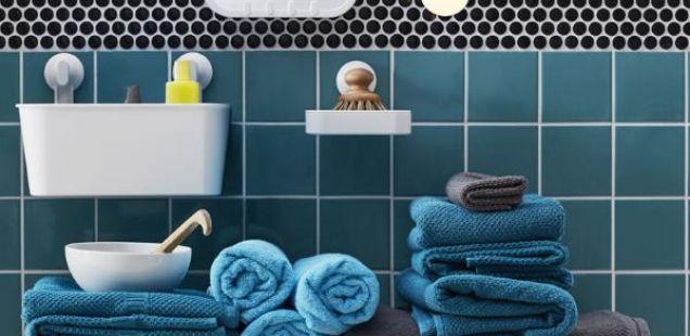 Освежете го изгледот на бањата без реновирање
