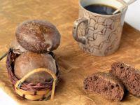 Чоколадни бисквити со ѓумбир