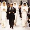 Најубавите венчаници на модната икона Карл Лагерфилд