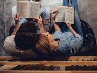 ЉУБИТЕЛИТЕ НА SCI-FI И FANTASY ЛИТЕРАТУРАТА се најдобри партнери