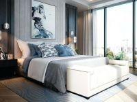 Како да се претвори едноставна спална соба во луксузна