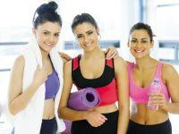 Големината на градите влијае врз вежбањето