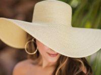 Сламен шешир – детаљ кој го најавува летото