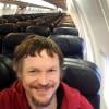 БЕЗ СТРАВ: Литванецот беше единствениот патник во Boing 737 на лет кон Италија