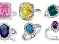 Вереничен прстен: Кое значење има одредена боја на каменот