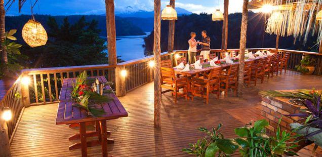Tufi Dive Resort во Папуа