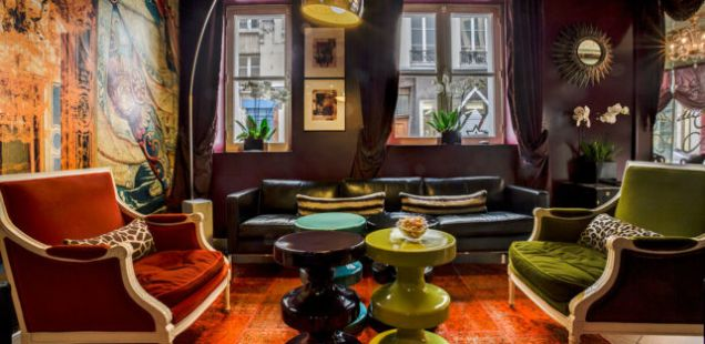 Дали ова е најпрестижниот хотел во Париз?