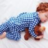 Секое дете постаро од две години не треба да спие во текот на денот