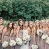 Рустикални свадбени фотографии