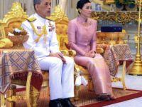 Тајландскиот крал се ожени: За сопруга ја избра заменичката на шефот на личното обезбедување, а вака изгледаше свадбата