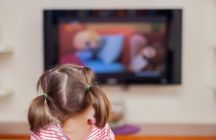 Телевизија во детството, дебелина кога ќе пораснете