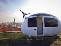 ЕКОКАПСУЛИ: луксузни хотелски соби на места без инфраструктура