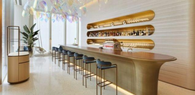 Луи Витон го отвора својот прв ресторан во сабота